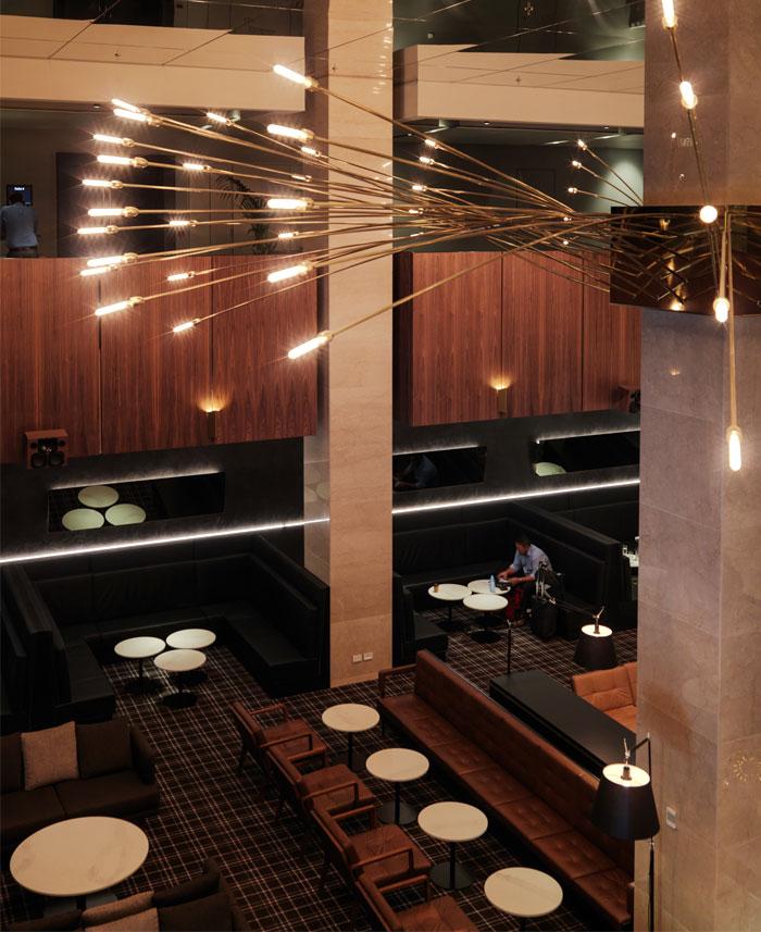 Coal Cellar & Grill by Landini Associates – #architecture,  #decor, #interior, #restau ...