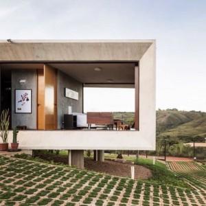 Casa Solar da Serra by 34 Arquitectura