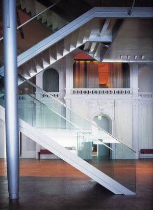 Ortner & Ortner – Kunsthalle expansion and renovation, Vienna 2001