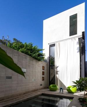 Modern Mexican House Located in Yucatan – #architecture, #home, #decor, #interior, #home ...