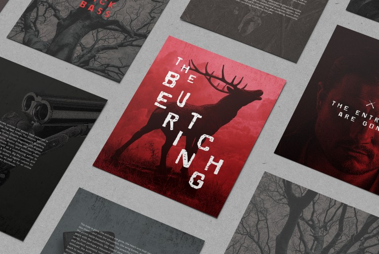 The Butchering Print Design by Ashwin Kandan