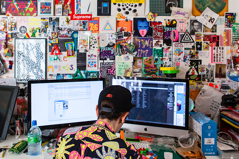 STUDIO MOROSS  Workspace