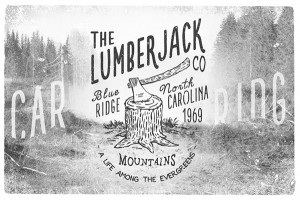 The Lumberjack Blue Ridge North Carolina