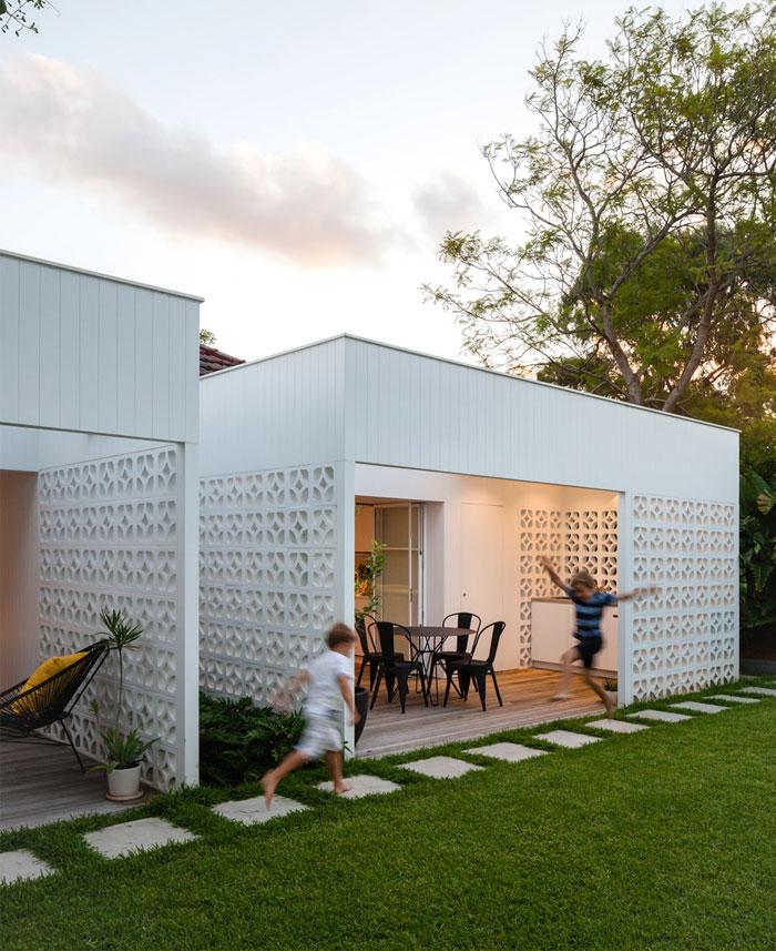 Breeze Bloc House