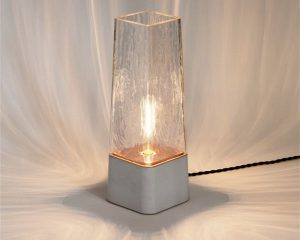 Faaro table lamp by Lake and Wells