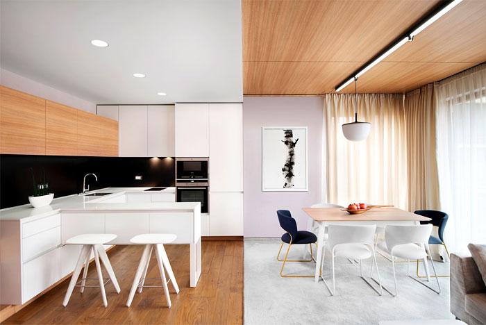 Luxury Apartment by Fimera Design Studio – #decor, #interior, #homedecor,