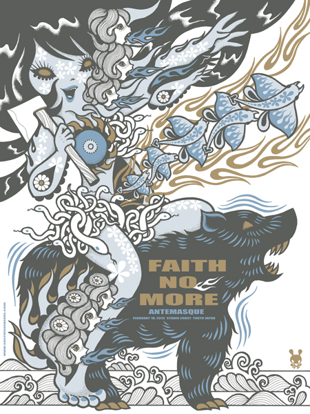 Faith No More – Antemasque