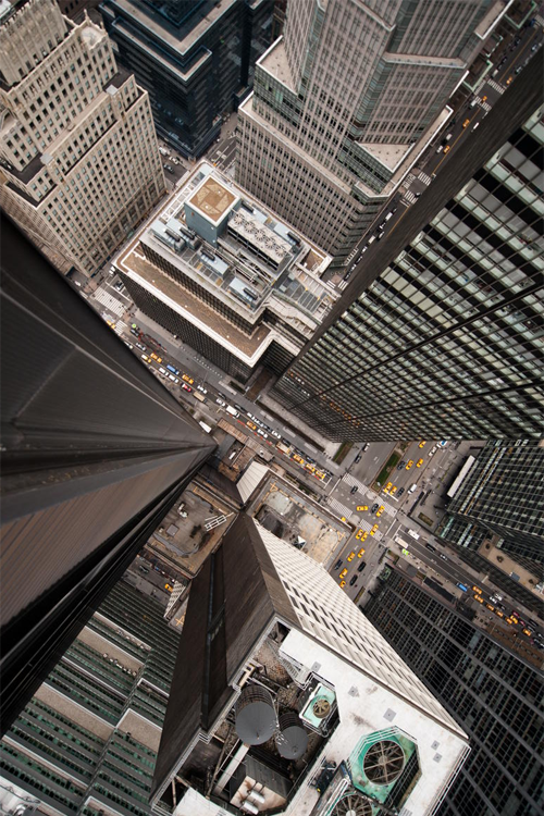 Intersection(NYC) by Navid Baraty