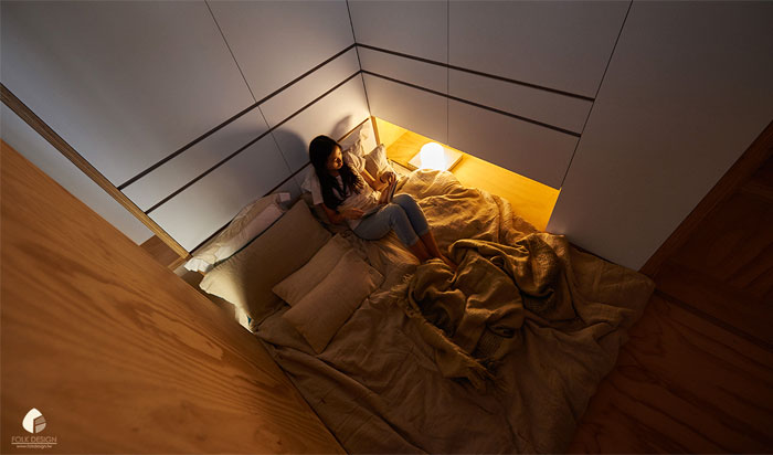 Smart Asian Functionality by Folk Design