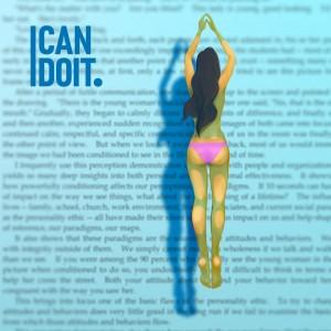 I Can Do It, Guys blog. Inspirational Illustrations.
