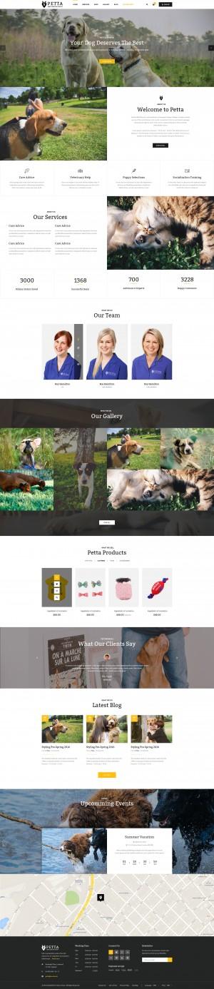 Petta – Premium Pet Care