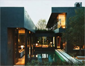 Indoor-Outdoor Living, California Modernist Style