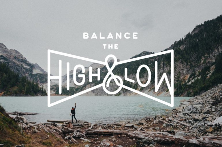 Balance The High & Low