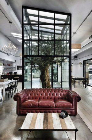 Interior Design | Restaurant In Rome