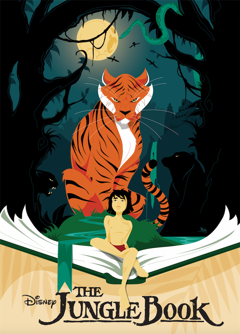 The Jungle Book: Official Collaboration With Disney