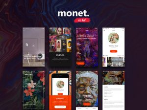 Monet UI Kit