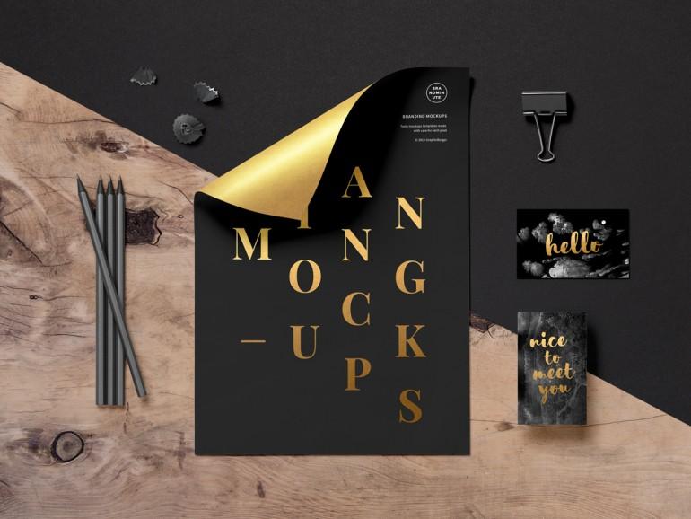 Brandminute Mockups