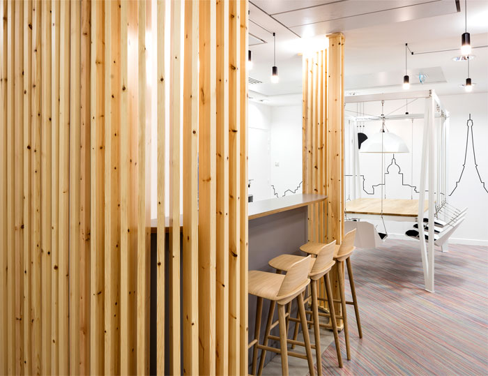 Workspace Decor by Studio Razavi Architecture