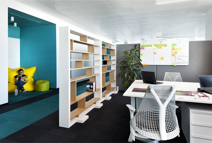 Paysafe Office Space in Sofia