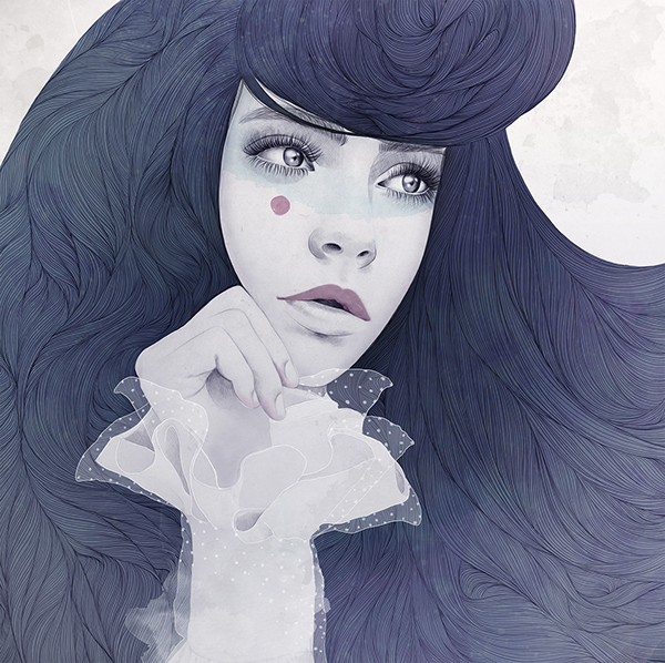 Personal works by Mercedes deBellard