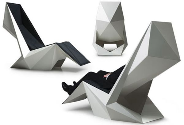 POWER'NAP sofa by Ninna Helena Olsen