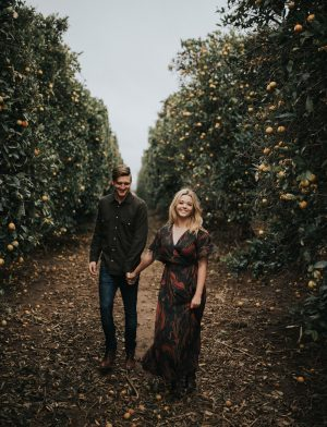 Sasha Pieterse's Vineyard Proposal