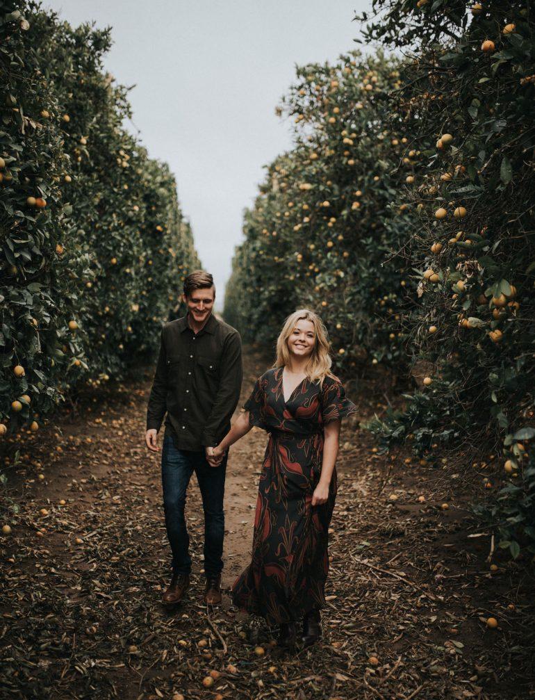 Sasha Pieterse's Vineyard Proposal