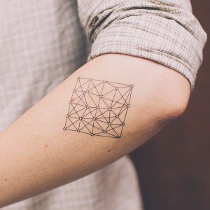 Tattly™  Designy Temporary Tattoos. — Nodes