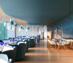 The Ocean Restaurant in Hong Kong