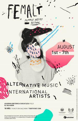 Femalt // Female Artist Festival