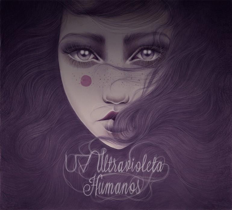 ULTRAVIOLETA, Album cover.