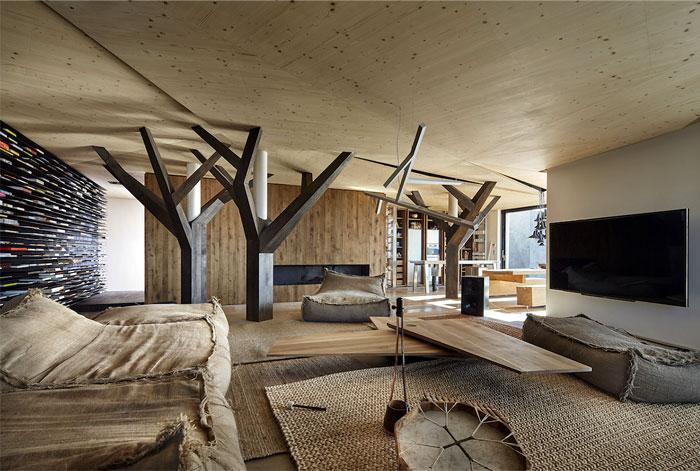 Penthouse V by Beef Architekti