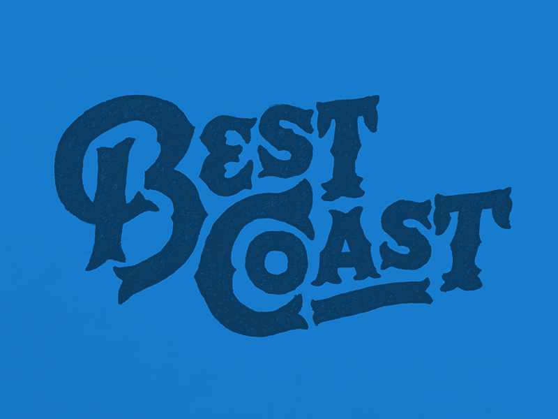 Best Coast by Loren Klein