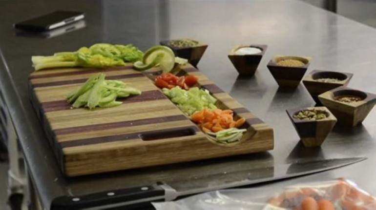 Chop chopping board by Ryan Blackmon