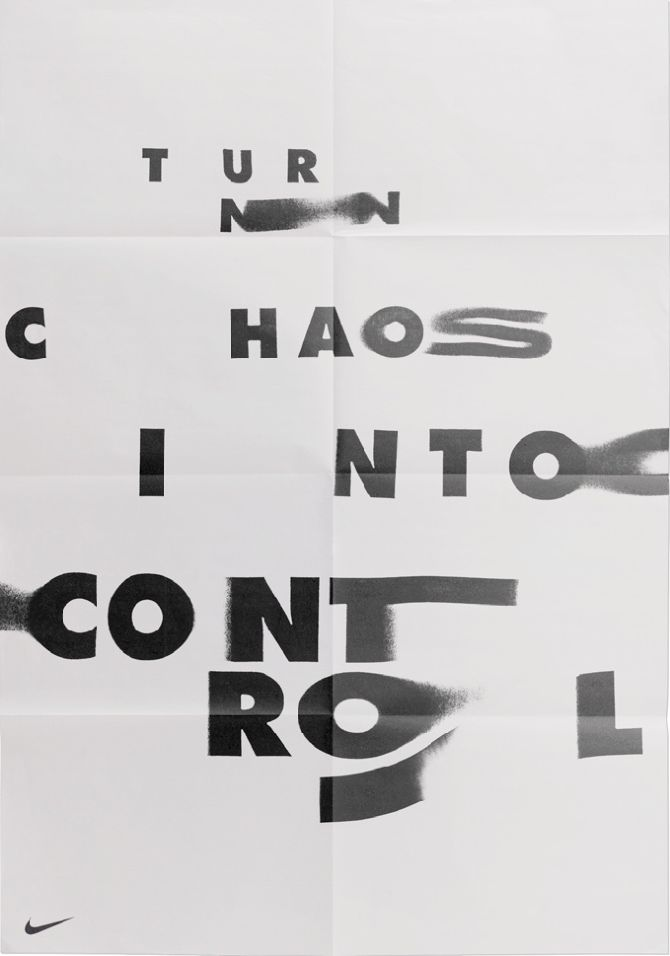 Nike – Turn Chaos into Control