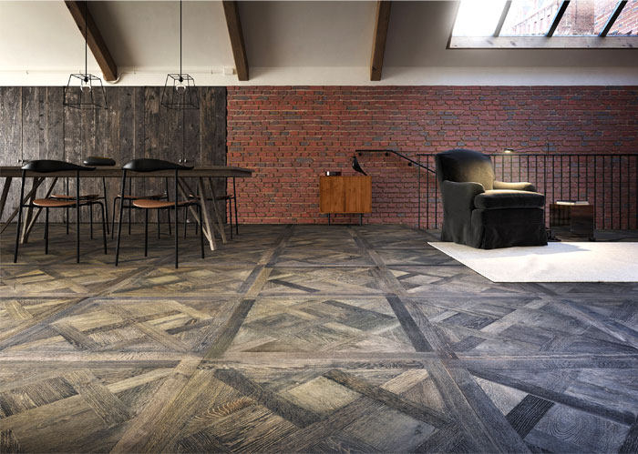 Handcrafted Parquet by Cora