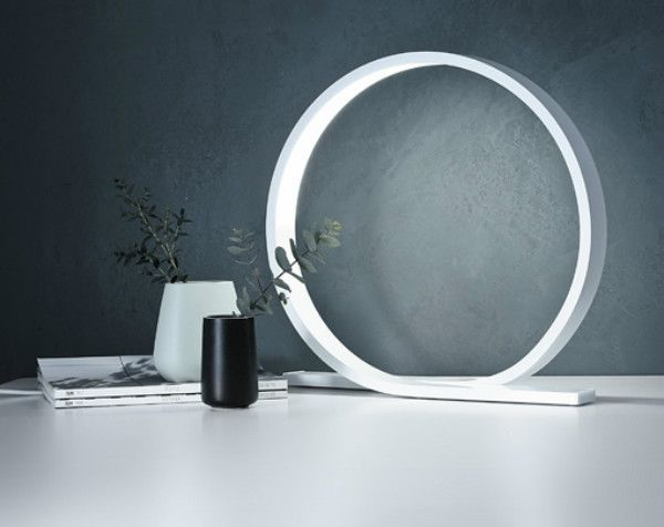 Dancing Loop table lamp