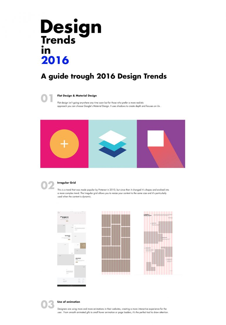 2016 Design Trends Guide