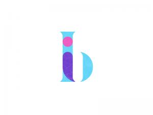 Monogram i + b