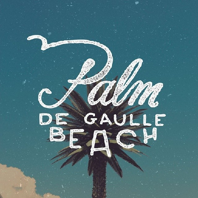 Palm Beach Gaulle by J/f design c.o