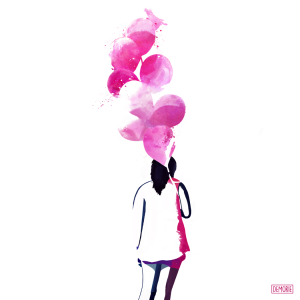 """Lollipop"" Digital Art by DEMORIE"