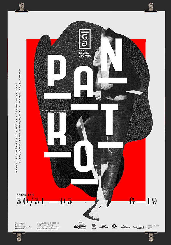 PAN KOT  for Theatre Gdynia