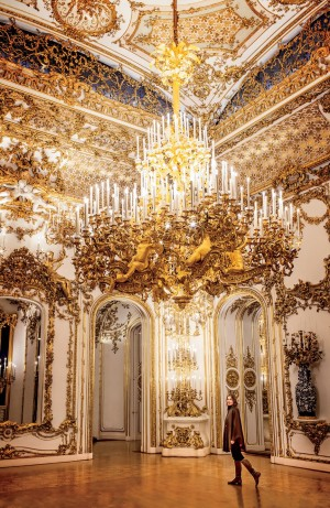 A Day in Vienna With Aerin Lauder