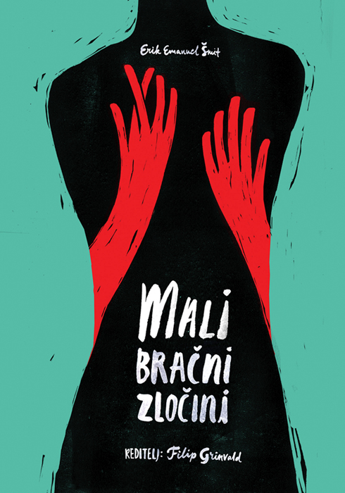 Theatre posters – Small Marital Crimes