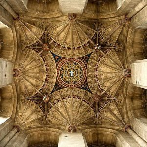 Tower ceiling, Cante