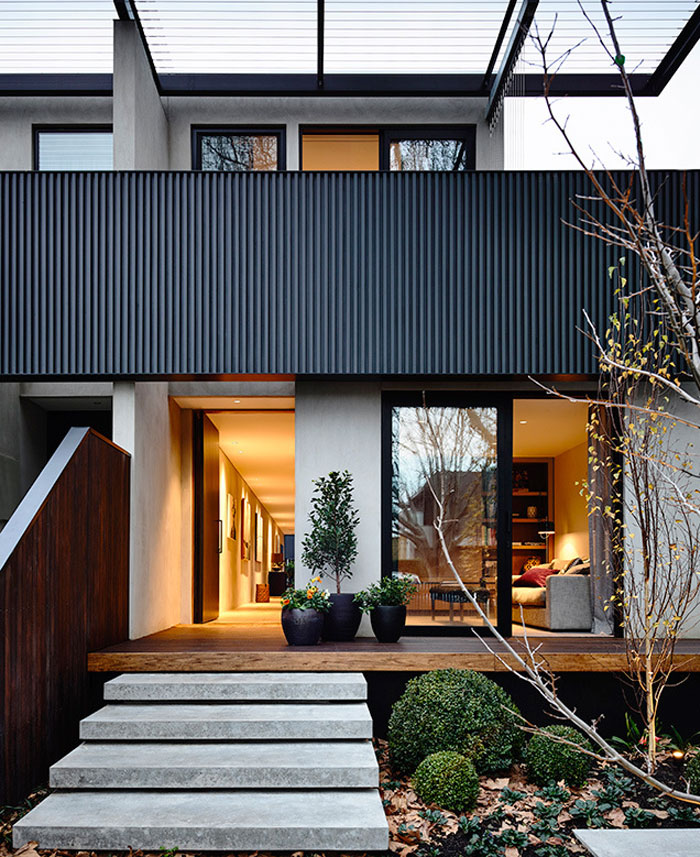 Elwood Townhouse by InForm