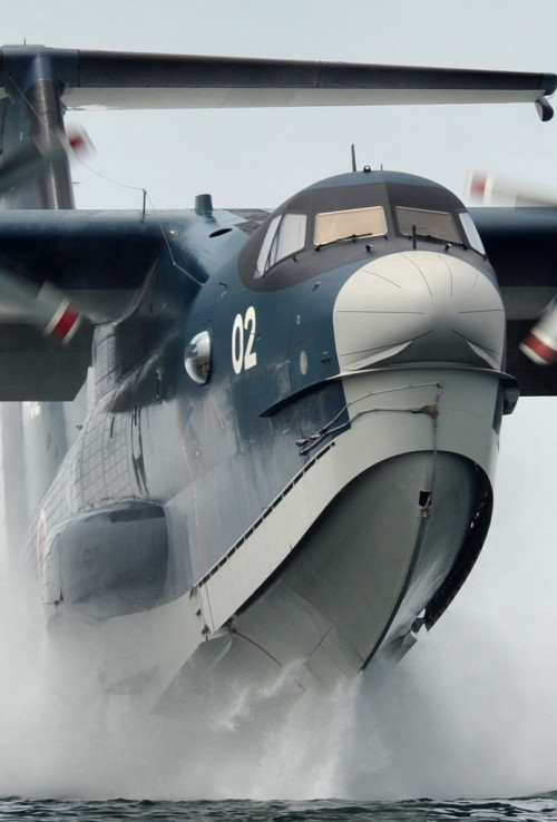 India Eyes Japanese Military Aircraft