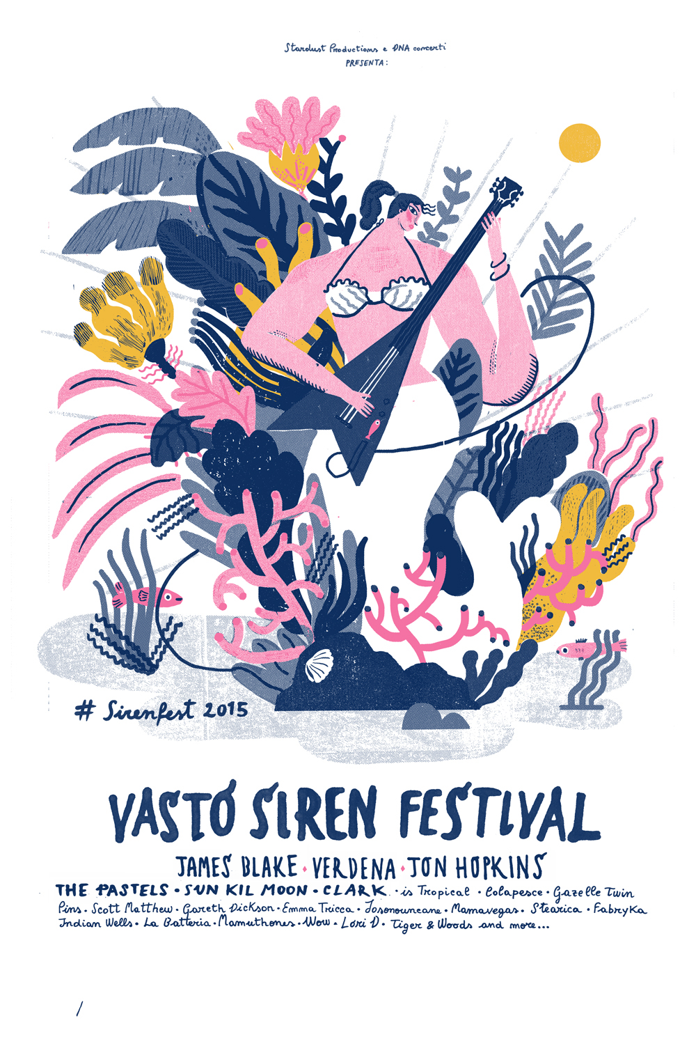 Vasto Siren Festival On Inspirationde