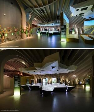 Wine Theme Park in France – La Cite du Vin
