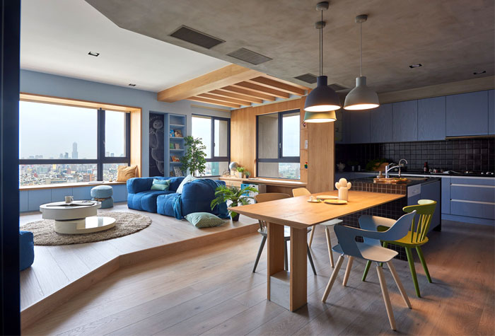 Apartment by HAO Design – #decor, #interior, #homedecor,